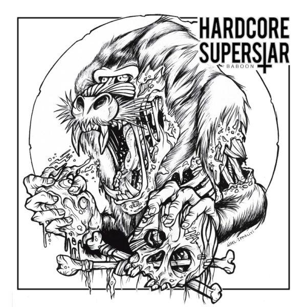 """Hardcore Superstar: il video di """"Baboon"""""""