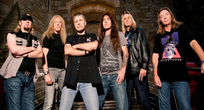Iron Maiden: i video della prima data del 'Legacy Of The Beast Tour'