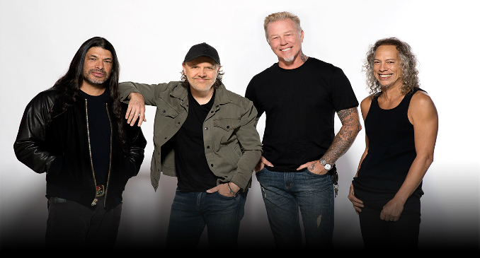 Metallica: il live video di 'Spit Out The Bone' dal concerto di Stoccolma