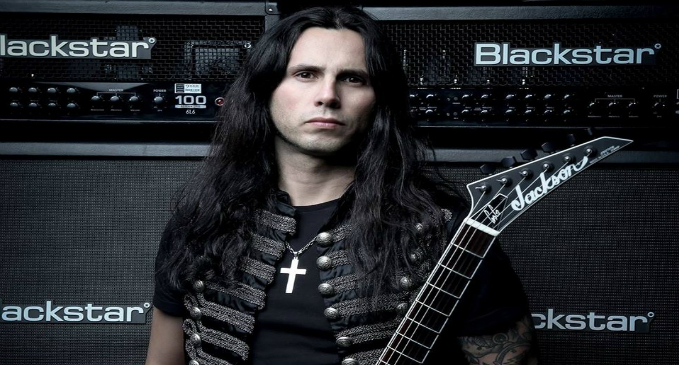 Gus G.: il guitar playthrough di 'Thrill Of The Chase'
