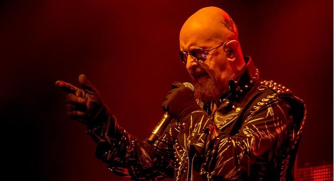 Judas Priest - Il filmato live amatoriale di 'Rising From Ruins' dal nuovo 'Firepower'