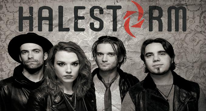 Halestorm: l'audio del nuovo singolo 'Black Vultures'