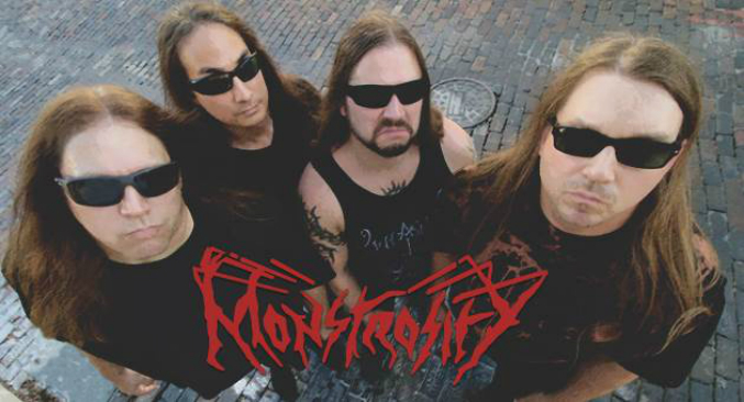 Monstrosity: l'audio di una nuova song, 'Cosmic Pandemia'