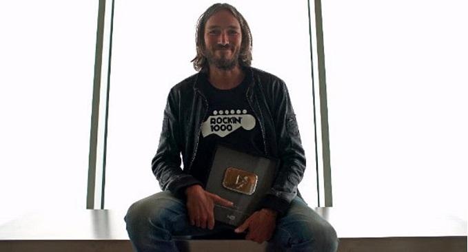 Fabio Zaffagnini racconta Rockin' 1000 a Firenze, 21 Luglio 2018