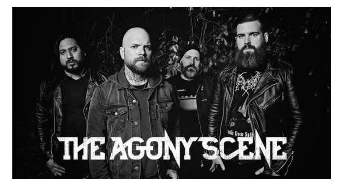 The Agony Scene: il video di 'Ascent And Decline'