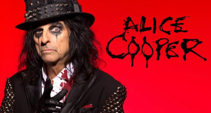 Alice Cooper: i dettagli del nuovo live album