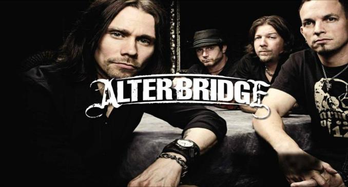 Alter Bridge: i dettagli del nuovo live album