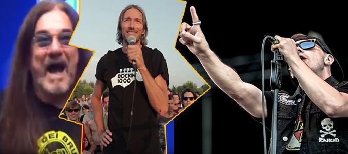 ROCKIN'1000 La polemica! Andrea Rock e Pino Scotto contro! (aggiornato)