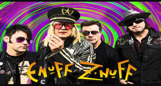 Enuff Z'Nuff: disponibile il video di 'Diamond Boy'