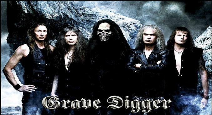 Grave Digger: disponibile il lyric video di 'Fear Of The Living Dead'