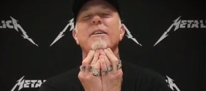 METALLICA: James Hetfield risponde alle domande per l'anniversario di Ride the Lightning
