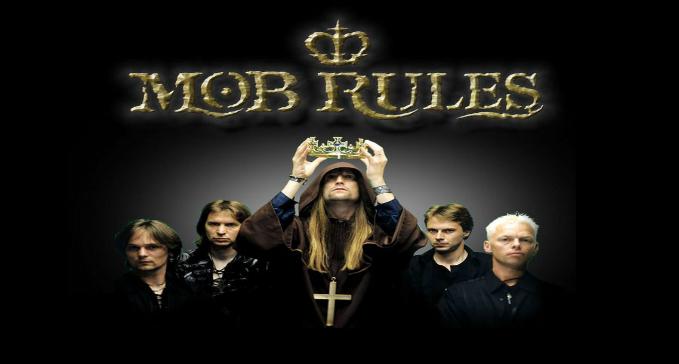 Mob Rules: il video di 'Ghost Of A Chance' dal nuovo album