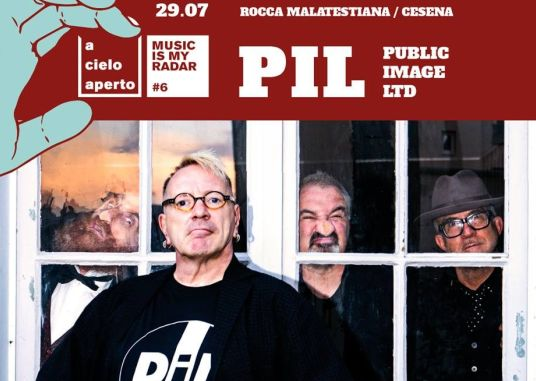 PIL Public Image Ltd: gli orari di Cesena di domenica 29 luglio