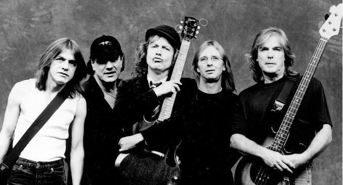AC/DC - Di nuovo al lavoro insieme?