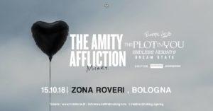 THE AMITY AFFLICTION @ ZONA ROVERI | Bologna | Emilia-Romagna | Italia