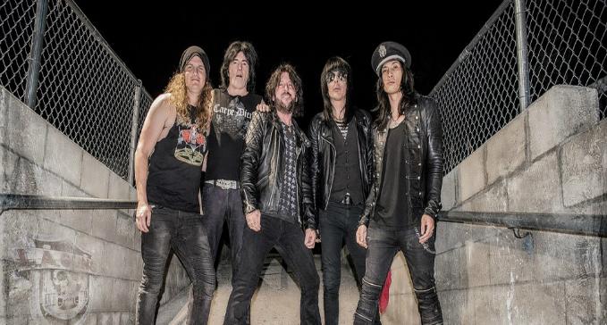 L.A. Guns: disponibile il lyric video di 'A Drop Of Bleach'