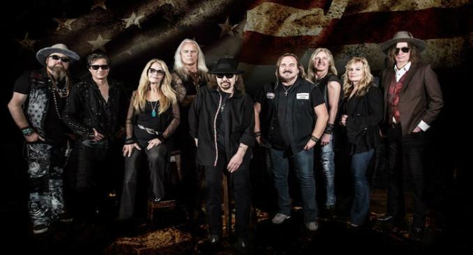 Lynyrd Skynyrd: 'Live In Atlantic City', in arrivo un nuovo live album