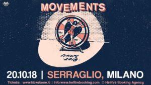 MOVEMENTS @ Serraglio   Milano   Lombardia   Italia