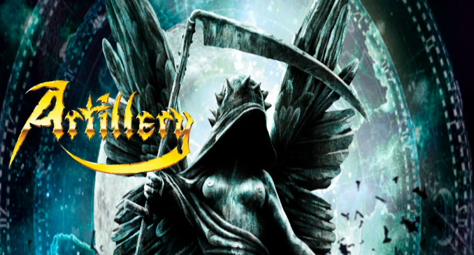 Artillery: disponibile il video di 'Pain' dal nuovo album
