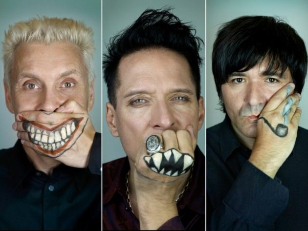 DIE ÄRZTE - La storica band punk rock tedesca in Italia