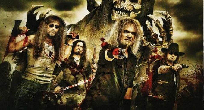 Grave Digger: il lyric video di 'The Power Of Metal'