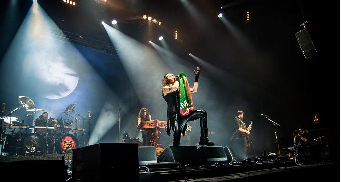 Moonspell - Il Live Video di 'Extinct'