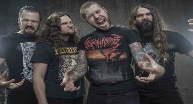 Revocation: l'audio di 'Blood Atonement'