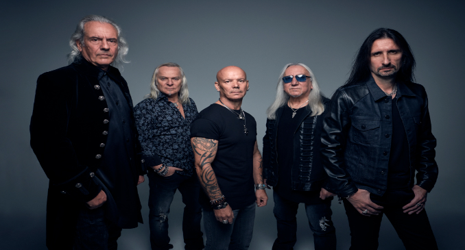 Uriah Heep: il video del nuovo singolo 'Take Away My Soul'