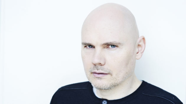 BILLY CORGAN - Unica data con il progetto solista.