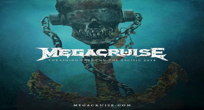 Megadeth: nel 2019 partirà la 'Megacruise'