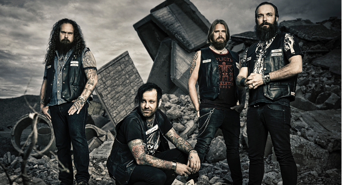 Corroded - Video on Line: 'Cross'