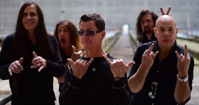 METAL CHURCH - Il video ufficiale del nuovo brano Damned If You Do