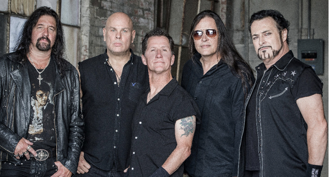 Metal Church - Brano on Line: 'Out Of Balance'