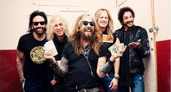 The Dead Daisies - Nuovo Singolo on Line: 'Can't Take It With You'. A Dicembre due Date in Italia