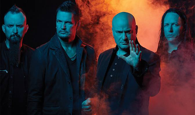 DISTURBED - Annunciata la data italiana!