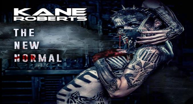 Kane Roberts: nuovo disco da solista per l'ex chitarrista di Alice Cooper
