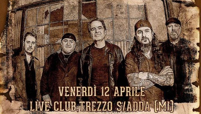 NEAL MORSE BAND - In Italia con Mike Portnoy