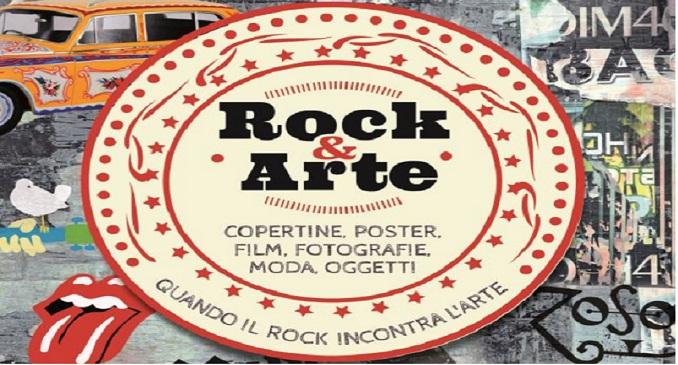 Il 20 a Milano presentazione del libro 'Rock & Arte'