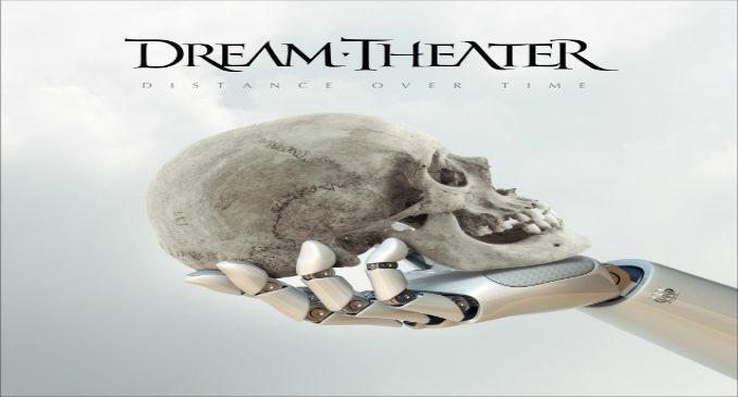 dream theater distance over time  Dream Theater: copertina e un breve audio del nuovo album ...