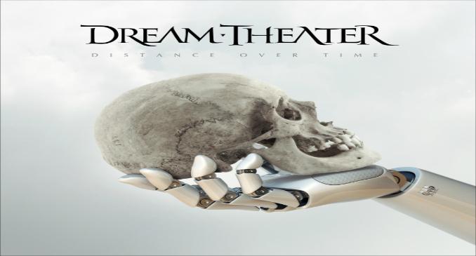 Dream Theater: copertina e un breve audio del nuovo album