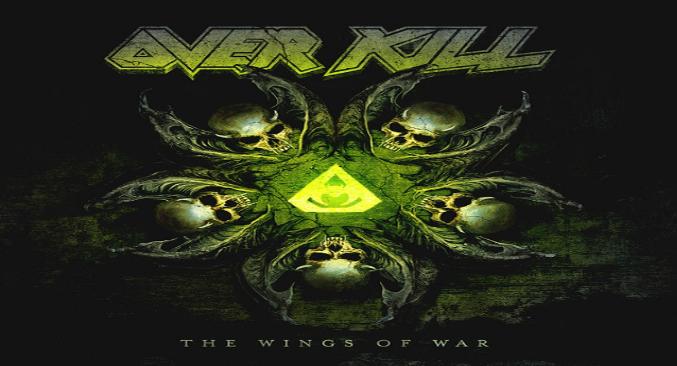 Overkill: i dettagli del nuovo album 'The Wings Of War'