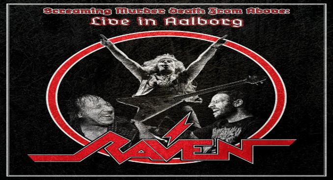 Raven: i dettagli del nuovo live album