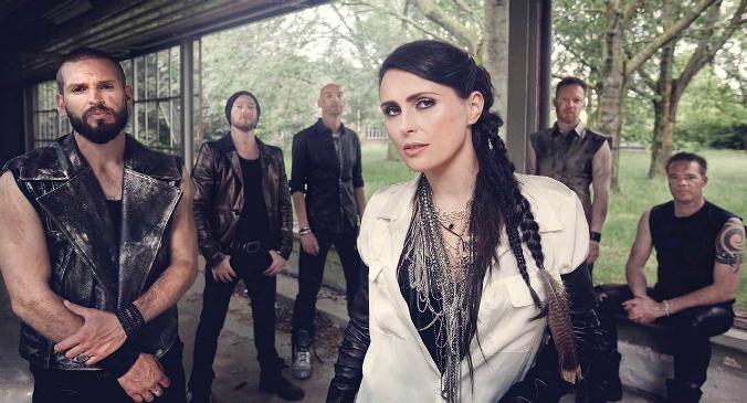 Within Temptation: l'audio del nuovo singolo 'Firelight'