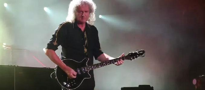 QUEEN: Brian May pubblicherà il nuovo singolo a Capodanno dal Centro di controllo della NASA. Anteprima