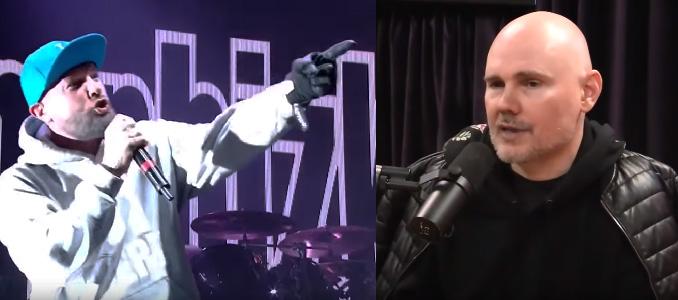 """Limp Bizkit: suonano """"Today"""" degli Smashing Pumpkins. Il commento di Billy Corgan"""