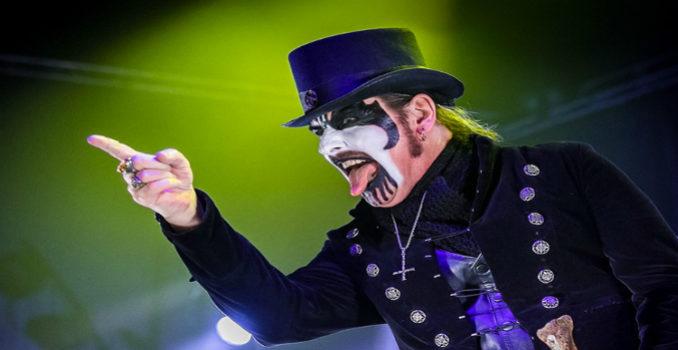 KING DIAMOND: nuovo doppio album e tour europeo: tutte le date confermate