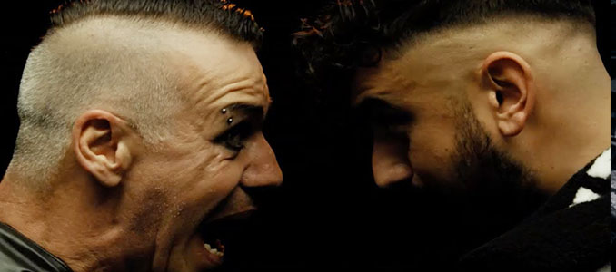 Till Lindemann (RAMMSTEIN): nuovo singolo trap col rapper Haftbefehl! Video