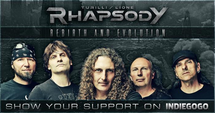 Rhapsody: nuovo disco a nome Turilli e Lione! Il comunicato