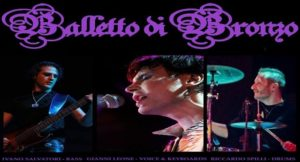 Balletto di Bronzo @ Wishlist Club, Roma
