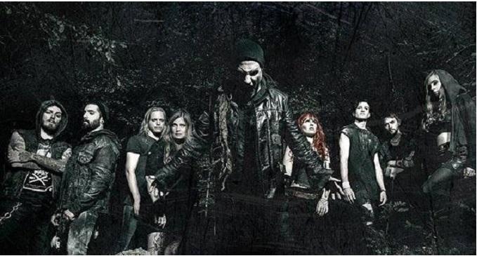 ELUVEITIE- Svelata la copertina del nuovo 'Ategnatos' in uscita il 5 aprile